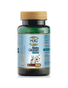 Hug Your Life Beta Glucan & C3 Complex kapsule
