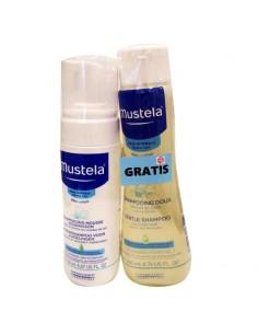 Mustela šampon u pjeni protiv tjemenice + Šapon GRATIS