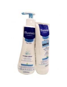 Mustela hidratantno mlijeko za tijelo + Ulje za kupanje