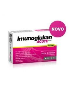 Imunoglucan p4h Acute kapsule