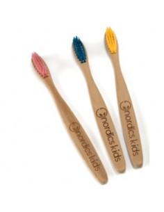 Nordics Bio-razgradiva četkica za zube od bambusa za djecu