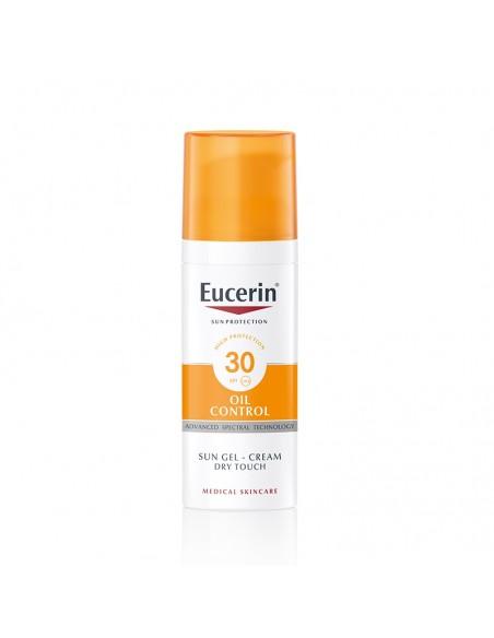Eucerin Sun Dry Touch Krema Gel za lice SPF 30