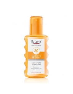 Eucerin Sensitive Protect Transparent sprej za zaštitu od sunca SPF 30