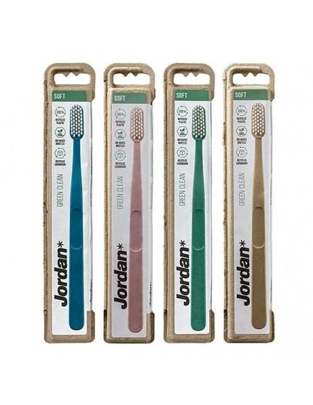 Jordan Green Clean Soft četkica za zube