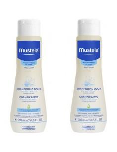 Mustela Nježni šampon 1+1 GRATIS