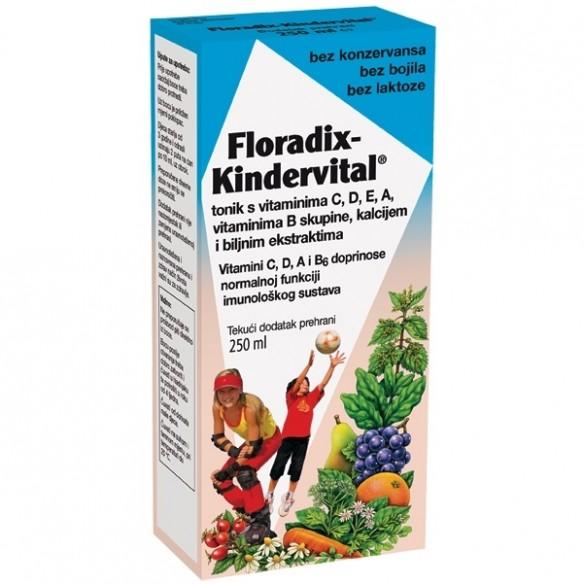 Floradix Kindervital tonik