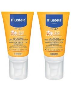 Mustela Sun Krema za zaštitu od sunca SPF50+ 1+1 GRATIS
