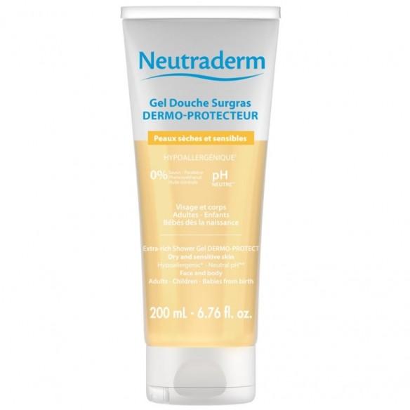 Neutraderm Iznimno bogati gel za tuširanje Dermo protect