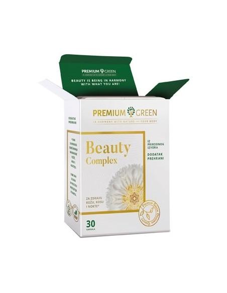 Premium Green Beauty Complex kapsule