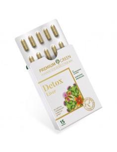Premium Green Detox Liver kapsule