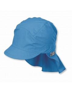Sterntaler Kapa s gumicom plava