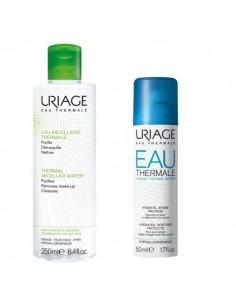 Uriage Termalna micelarna voda za čišćenje mješovite/masne kože