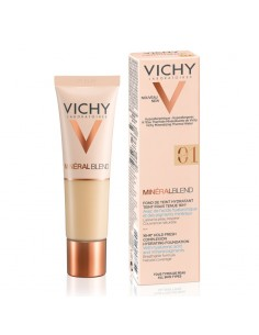 Vichy MineralBlend puder