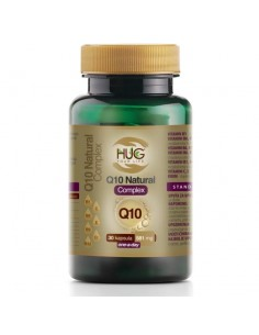 Hug your Life Q10 Natural Complex kapsule