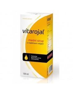Apipharma Vitarojal Tekući dodatak prehrani s medom i matičnom mliječi