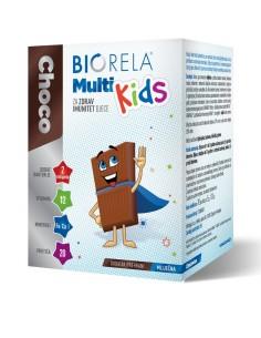 Biorela Choco Multi Kids čokoladice