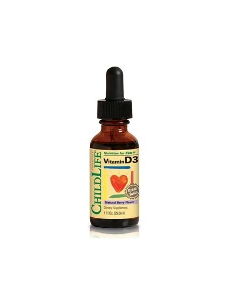 Child Life Vitamin D3 kapi