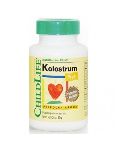 Child Life Kolostrum s probioticima prah