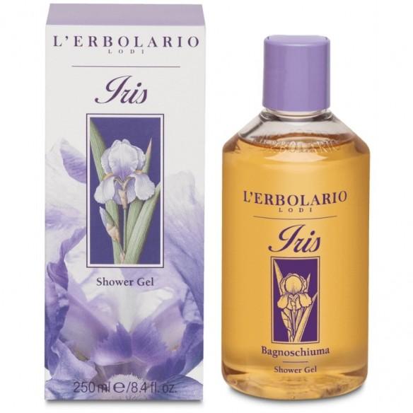 Lerbolario Iris Pjena za kupanje 250 ml