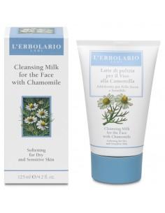 Lerbolario Mlijeko za čišćenje suhe i osjetljive kože lica