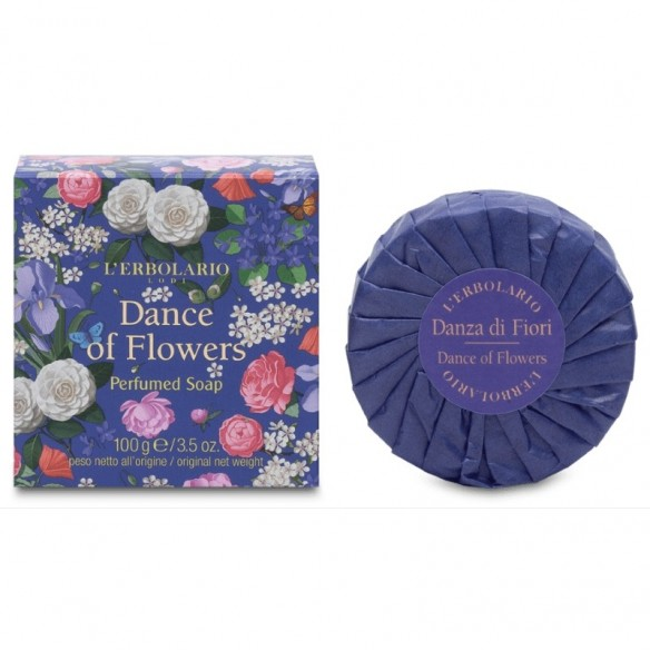 Lerbolario Ples cvijetova Mirisni sapun