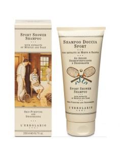 Lerbolario Sportski šampon za tuširanje