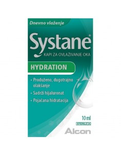 Systane Hydration Kapi za podmazivanje oka