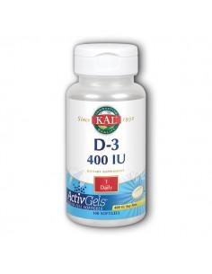 Kal D3 400 IU tablete