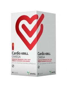 Yasenka Cardio Krill Omega kapsule