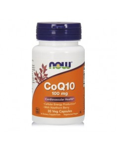 Now Foods CoQ10 tablete
