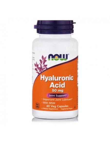 Now foods Hijaluronska kiselina kapsule
