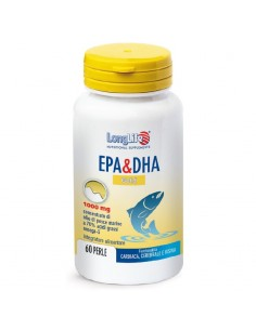 LongLife EPA & DHA Gold kapsule