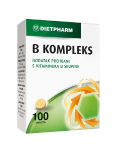 Dietpharm B kompleks tablete
