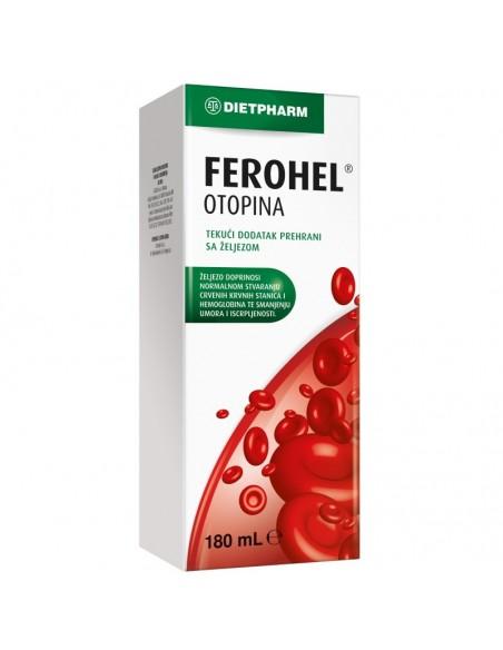Dietpharm Ferohel otopina