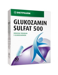 Dietpharm Glukozamin sulfat kapsule