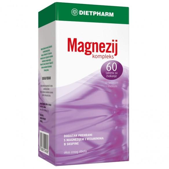 Dietpharm Magnezij Kompleks za žvakanje