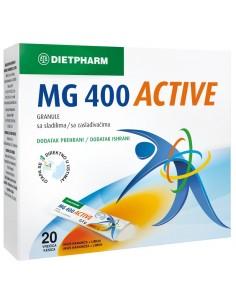 Dietpharm Magnezij 400 Active granule