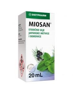 Dietpharm Miosan ulje za masažu
