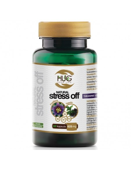 Hug your life Natural Stress Off