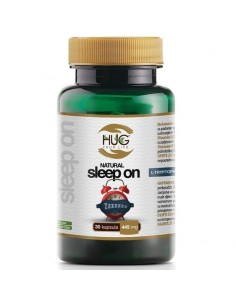 Hug your life Natural Sleep On kapsule