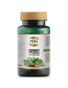 Hug your Life Zelena kava i L-karnitin  kapsule