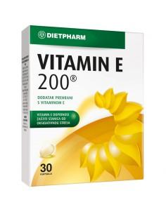 Dietpharm Vitamin E kapsule