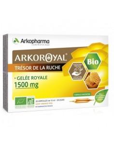 Arkopharma Arkoroyal Gelee Royale BIO 1500mg