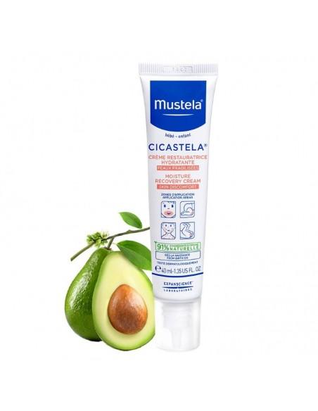 Mustela Cicastela obnavljajuća krema za iritacije