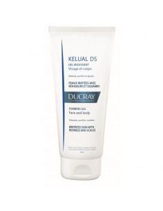 Ducray Kelual DS pjenušavi gel za lice i tijelo