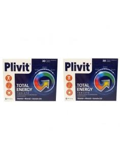 Plivit Total Energy tablete 1+1 GRATIS