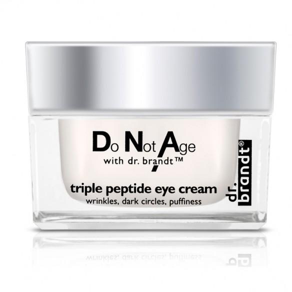 dr. brandt DNA tripple peptide eye cream