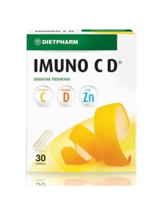 Dietpharm Imuno C D kapsule