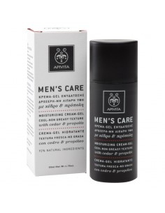 Apivita Man's care Moisturizing cream-gel