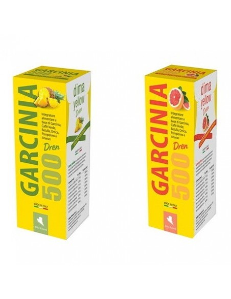 Vitapharm Garcinia dren 500 tekući dodatak prehrani sa sladilom